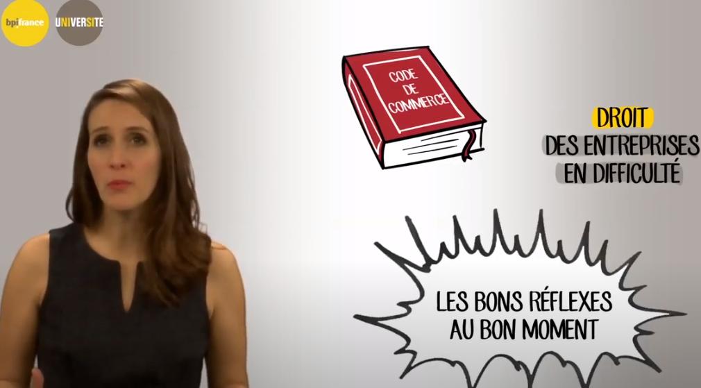 Interview Mylène Boché-Robinet, Prévenir et traiter les difficultés des entreprises