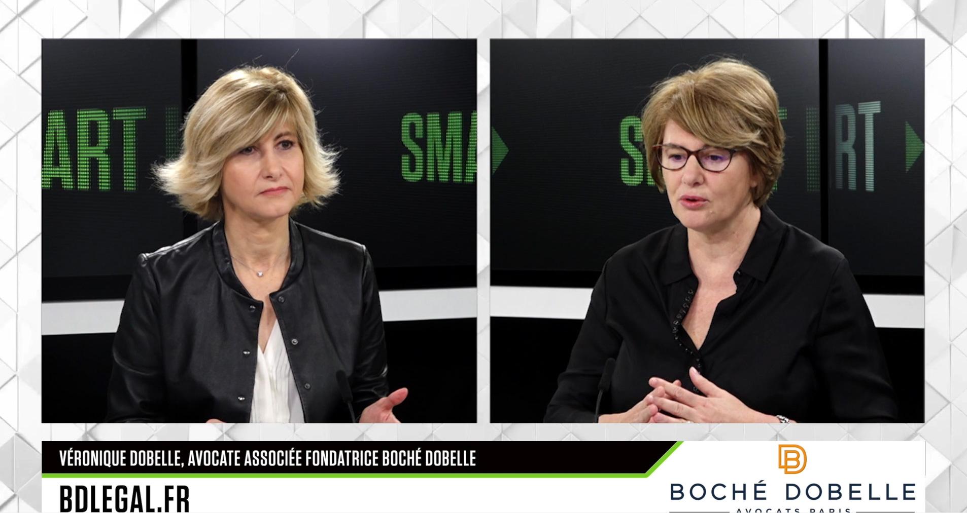 Interview de Véronique Dobelle pour Smart Lex